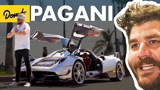 PAGANI - Everything You Need to Know | Up to Speed
