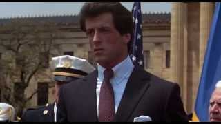 Rocky Iii - Clubber Heckles Rocky  1982