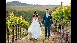 Sbragia Family Winery Wedding Photos