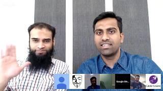 गूगल द्वारा हिंदी वेबमास्टर्स के लिये Hangouts ऑन एयर (फ़रवरी '18)   Kholo.pk
