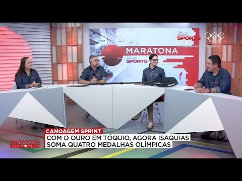 VIT VANICEK CONTA COMO OS CANOÍSTAS CONSEGUEM REMAR APENAS DE UM LADO| MARATONA