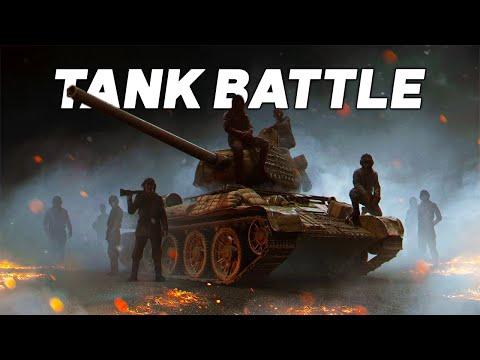 Tank Tembus Tembok - Tank Battle Heroes Indonesia Gameplay - #2