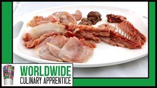 How to Butcher Rabbit - How to debone a Rabbit - Rabbit Butchering - Deboning a Rabbit