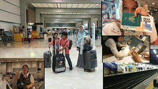 Vlog #154 Day 1- Journey to Tokyo 💚 Penukaran JR Pass & Beli Suica Card di Haneda Airport 🚃💖