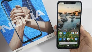 Nokia 8.1 (Nokia X7) Unboxing & Overview with Camera Samples