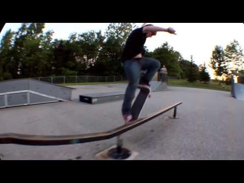Ryan Vargo Skates North Royalton Skatepark