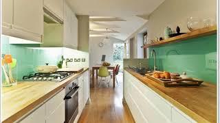 Modern Galley Kitchen Design Ideas