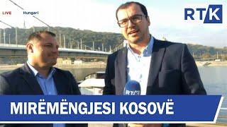 Mirëmëngjesi Kosovë - Drejtpërdrejt - Edmond Thaçi 16.10.2019