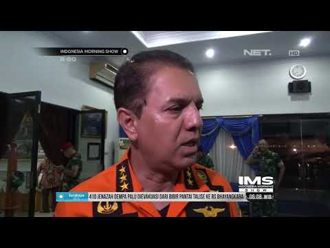 Korban Gempa Donggala & Tsunami Palu Kini Capai 420 Orang-IMS