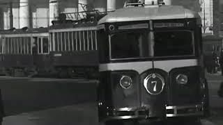 Смотреть онлайн Как выглядели жители Москвы в 1934 году