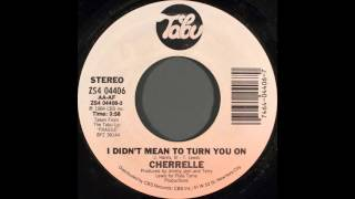 I Didn't Mean To Turn You On (Single Version) - Cherrelle