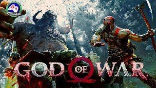 Бог войны 2018 полная версия / God of War 4 2018 игрофильм сюжет фэнтези