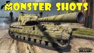 World of Tanks - Funny Moments | MONSTER SHOTS! (Do you even DERP?)