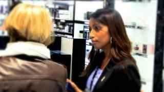 LS travel retail - Nadia, responsable du recrutement et du développement des ressources humaines