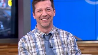 Sean Hayes Opens Up About 'An Act of God'