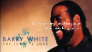 Barry White Come On Video