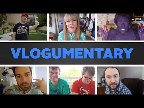Vlogumentary Commercial (2013) (Television Commercial)