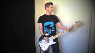 """Angels And Airwaves - """"Everything's Magic"""" BASS COVER"""