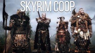 Skyrim Co-op Update