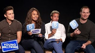 13 Reasons Why Cast Judge Your Season 3 Fan Theories   Rate and Debate
