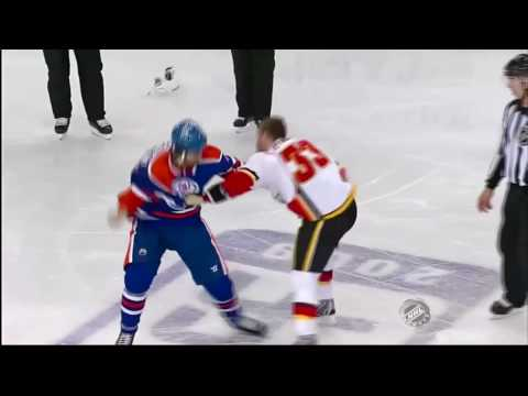Brandon Prust vs Zack Stortini