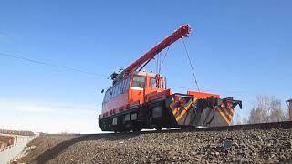 МПТ6.4-460 заходит на станцию Архангельск
