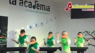 Papageno y Papagena - Grupo de alumnos de Mi Teclado 1 -  La Academia, espacio musical