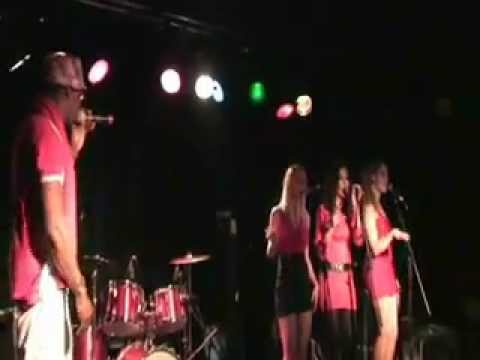 O2 Academy3 Performance by Redstaar ft. Sinergie, Anara Sara & Bamz