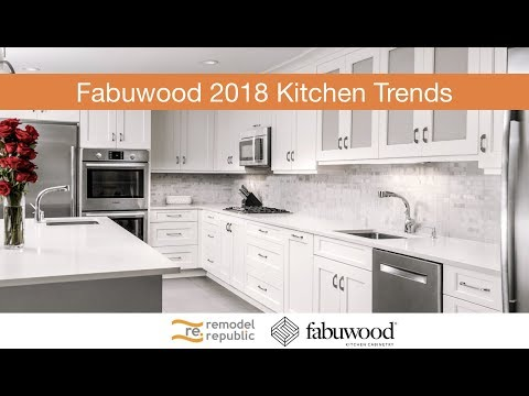 2018 Kitchen Trends with Fieldstone & Remodel Republic