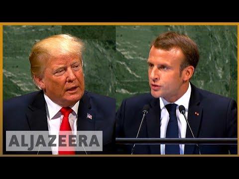 President Trump expected to snub Paris Peace Forum