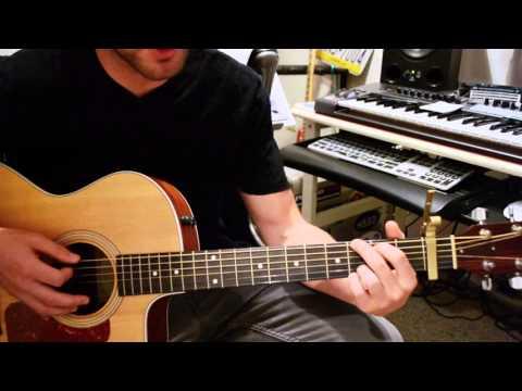 Beginner Guitar Lesson #10 - Riptide by Vance Joy (Part 1)