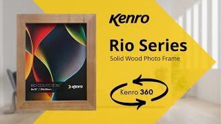 Rio Classic Natural Frame 360 video