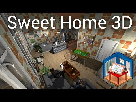 3D-Visualisierung mit Sweet Home 3D | haus-automatisierung.com