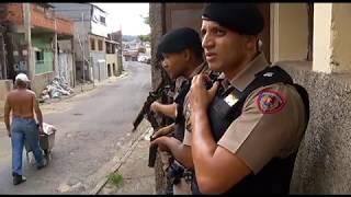"""JF: PM Faz Operação """"Incursão Zona Quente De Criminalidade"""""""
