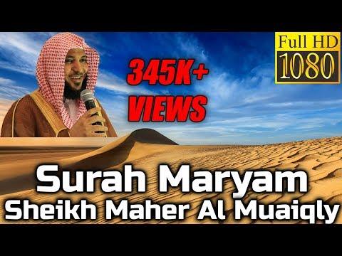 Surah Maryam English Translation
