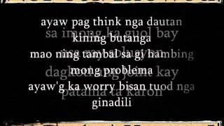 Makapakalma - NoPetsAllowed Lyrics on Screen