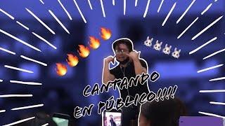 Cantando en Público! (Callaita, Soltera Remix, QUE PRETENDES) Lunay, Daddy Yankee, JBalvin, BadBunny
