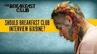 Subscribe NOW to The Breakfast Club: http://ihe.art/xZ4vAcA  Get MORE of The Breakfast Club: ► WATCH MORE: https://www.youtube.com/user/breakfastclubpowerfm ► LISTEN LIVE: https://TheBreakfastClub.iheart.com/ ► CATCH UP on What You Missed: http://ihe.art/Dx2xSGN ► FOLLOW The Breakfast Club on Instagram: https://www.instagram.com/BreakfastClubAM/ ► FOLLOW The Breakfast Club Twitter: https://twitter.com/BreakfastClubAM ► LIKE The Breakfast Club on Facebook: https://www.facebook.com/BreakfastClubAM/   Get more Power 105:  ► Listen LIVE: http://power1051fm.com/ ► Facebook: https://www.facebook.com/Power1051NY/ ► Twitter: https://twitter.com/power1051/ ► Instagram: https://www.instagram.com/power1051/   The Breakfast Club features celebrity interviews, Charlamagne tha God's Donkey of the Day, Angela Yee's Rumor Reports, DJ Envy's mixes and so much more! Every guest visiting the world's most dangerous morning show is grilled with their signature blend of honesty and humor. The results are the best interviews to be found on radio.  #BreakfastClub