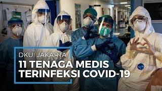 Bertambah 11 Orang Tenaga Medis di Jakarta Terinfeksi Covid-19, Total ada 95 orang