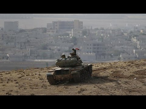 Syrie : Kobané menacée, l'inaction turque de plus en plus critiquée