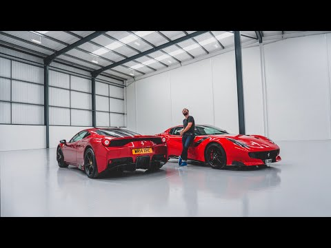 THIS Is The Project I Had To Sell My Ferrari 458 Speciale For!