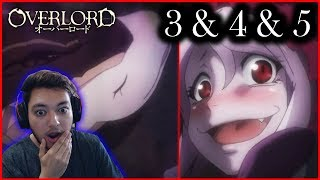 BARGHEST LOOK DOPE AF! - OVERLORD III EP 1 & 2 REACTION - Thủ thuật