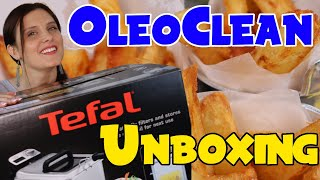 Oleoclean Tefal Fryer Reviewed! Tested! Unboxed! Plus Perfect French Fries Recipe! FR8040