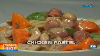 Unang Hirit: Chicken Pastel by Chef Yhen Aytona