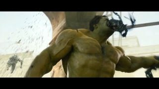 Hulk Smash Scenes - Age of Ultron HD