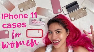 iPhone 11 cases FOR WOMEN: Cute & functional!