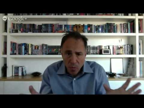 Vidéo de Anthony Horowitz