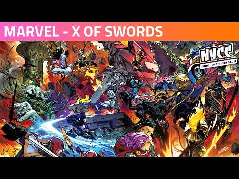 MARVEL | X of Swords