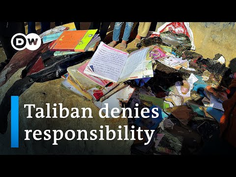 More than 50 killed in blasts near Kabul girl's school | DW News