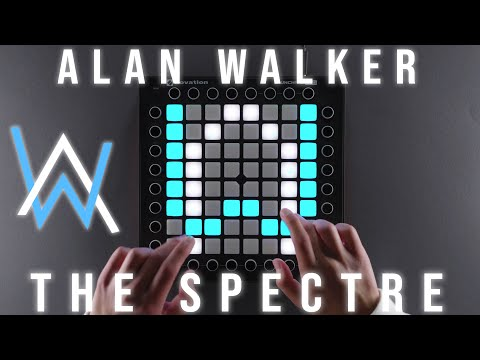 ALAN WALKER - The Spectre (LAUNCHPAD PRO COVER)